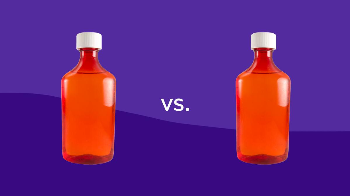 Delsym vs. Robitussin: diferenças, semelhanças e o que é melhor para você