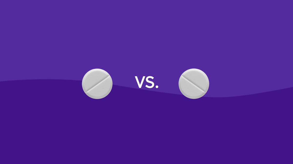 Nucynta ve oksikodon: Farklılıklar, benzerlikler ve sizin için hangisi daha iyi?