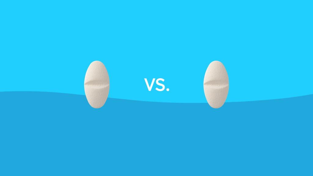 Acyclovir vs Valacyclovir: Ĉefaj Diferencoj kaj Similecoj
