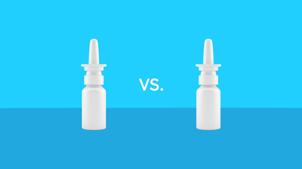 Flonase vs. Nasonex: Differenze, similarità, è chì hè megliu per voi