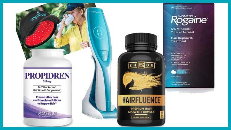 5 melhores produtos de crescimento capilar para mulheres (atualizado!)
