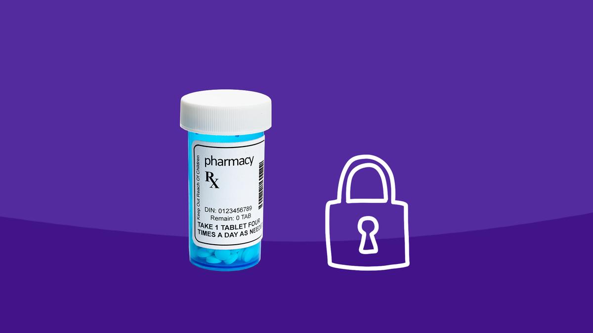 Øv på sikker medisinlagring med barn hjemme